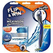 Wilkinson Sword Hydro 5 Fliptrimmer 5 Klingen plus Handstück