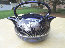 """""""TWINSPOUT"""" TEAMASTER, MADE BY HALL IN USA....SILVER OVERLAY..Premier Collection"""