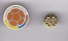 Colombia Football Federation   Lapel Badge Butterfly Fitting