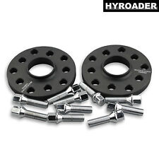 """2pc 15mm 0.59"""" Hubcentric Wheel Spacers 5x100 & 5x112 for VW Jetta 1999-2017 All"""