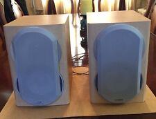 Philips FWB-M530/17  Pair of (2) BookShelf Stereo Speakers