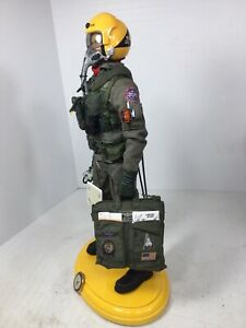"1//6 Scale Soldier Accessories Oscar Golden Man Trophy Model for 12/"" Action Doll"