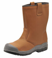 Portwest Leather Industrial Work Boots & Shoes