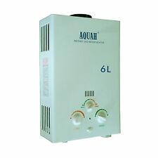 AQUAH INDOOR LIQUID PROPANE GAS TANKLESS WATER HEATER UP TO 2.0 GPM