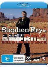 Stephen Fry in America [Region B] [Blu-ray 2 DISC SET-]-Brand new-Free postage