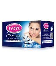 Diamond Glow Face Cream Bleach Skin Whitening instant Fairness Lightening 10g UK