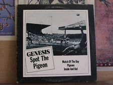 "GENESIS, SPOT THE PIGEON - 12"" EP 1800 PHIL COLLINS"