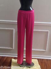 NEW ST.JOHN (HAUTE PINK) DRESS PANT SIZE 8