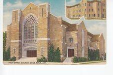 2 Views First Baptist Church Little Rock AR Ark