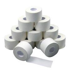(0,17€/1m) 12 Rollen Sport Tape 3,8 cm x 10 m Sporttape Tapeverband Fingertape