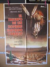 A2060     EL TRIUNFO DE UN HOMBRE LLAMADO CABALLO DE RICHARD HARRIS