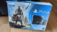 Sony PlayStation 4 500GB JetBlack CUH-1116A 2.Gen - mit HDMI, Strom & USB Kabel
