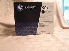 Genuine HP 90X (CE390X) High Yield Black Original LaserJet Toner Cartridge
