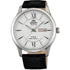 Mechanisch - (automatische) Orient Armbanduhren mit Datumsanzeige