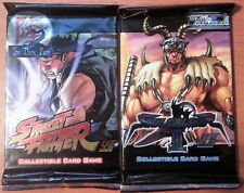 UFS Universal Fighting System: 2 Sealed Packs:  Soulcalibur III & Streetfighter