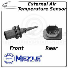 BMW & Mini MEYLE Externa Exterior Sensor de Temperatura Aire Ambiente 3009190001
