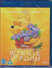 Adventures Winnie the Pooh Honey Tree Blustery Day Tigger Too Disney NEW Blu-Ray