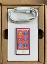 Apple iPod nano 7. Generation 7G (16GB) Rosa Pink Collectors RAR NEU NEW