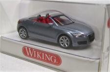 Wiking 1:87 Audi TT Roadster II OVP 0134 38 avussilber perleffekt