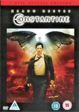 Constantine (DVD, 2005, 2-Disc Set) Special Edition with Card sleeve