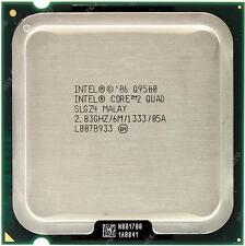 Intel Core 2 Quad Q9500 (6M Cache, 2.83 GHz, 1333 FSB) Socket 775