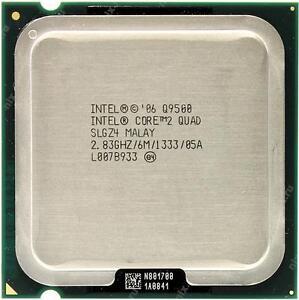 ESP Intel Core 2 Quad Q9500 (6M Cache, 2.83 GHz, 1333 FSB) Socket 775