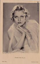 # CINEMA tedesco anni '30  / ATTRICI:  CHARLOTTE SUSA