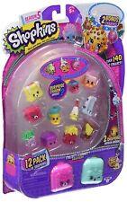 Shopkins Season 5 Tiny Toys Figures 12 Pack Shopkins Toy Kids Collectible Dolls