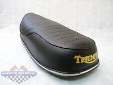 Dual Seat (Drop Sides) - Triumph T140 Bonneville/TR7 Tiger UK Spec