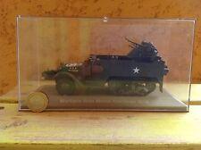ATLAS COLLECTION : Multiple Gun Motor Carriage M16 (échelle environ 1/43)