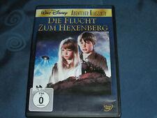 DVD Die Flucht zum Hexenberg * Walt Disney * Bitte Beschreibung beachten!