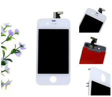 For iPhone 4S LCD replacement touch screen digitizer display assembly White
