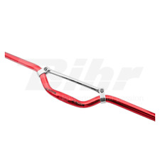 Kalloy uno manillar rojo aluminio doble altura con Travesaño BTT bici BMX