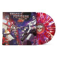 Transformers Soundtrack Hasbro Presents LP NEW Splatter Colored vinyl