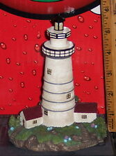 Lighthouse Miniature Made Of Resin Nice Detail