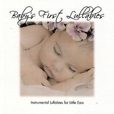 Baby's First Lulabies by Twin Sisters (CD, Jan-2007, Twin Sisters) New Sealed