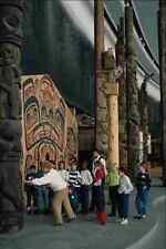 609050 The Tsimshian House In The Grand Hall A4 Photo Print