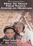 How To Trace Your Native American Heritage DVD,  CDIB, Tribes, Tribal
