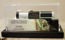 Master Replicas Star Wars Episode 2 Attack of the Clones Yoda Lightsaber Jedi