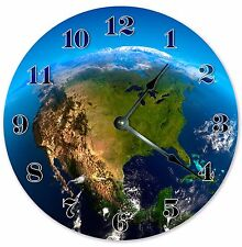 """10.5"""" UNITED STATES CLOCK - Large 10.5"""" Wall Clock - Home Décor Clock - 7193"""