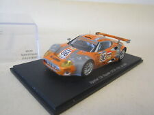 Spark S0318 1:43 Le Mans LM 2007 Spyker C8 Spyder V8 No.86 MINT NO OUTER CARD