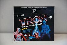 1982 Donruss Tron Empty Bubble Gum Vintage Trading Card Box
