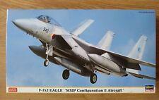 "Hasegawa F-15J Eagle ""MISP Configuration ll Aircraft"" 1:72nd Scale"