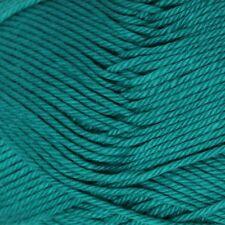 Single 50g Balls - Patons Cotton Blend - Persian Green #30 - $4.75 A Bargain