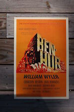 Ben Hur Lobby Card Movie Poster Charlton Heston