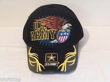Us Army Capsmith Military Ball Cap (Direct embroidery/ Bin 6)