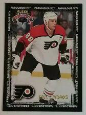 1996-97 FLEER NHL PICKS FABULOUS 50 #28 ERIC LINDROS