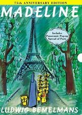 Madeline: Madeline 75th Anniversary Edition by Ludwig Bemelmans (2014, Novelty …