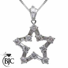 Collares y colgantes de joyería con diamantes naturales VS2