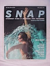 SNAP Extraordinary Pictures Award Winning Sports Photographers Photography Book
